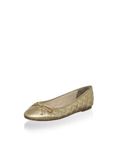 Delman Women's Falon Ballet Flat