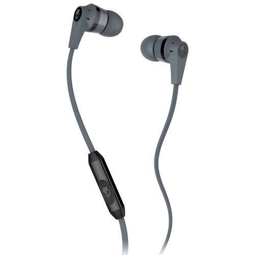 Skullcandy S2IKFY-024 Ink'd 2.0  Earbud Headphones with Mic