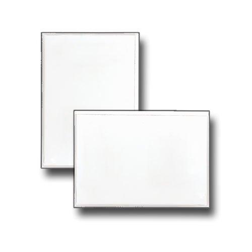"Storesmart® - 2.5"" X 3.5"" Full Back Magnetic Pockets - Business Card Size - 25-Pack - For Refrigerator, Locker, Filing Cabinet - H32302-25 front-454938"
