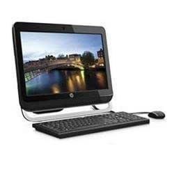 "HP Omni 120-1125 20"" All-in-One Desktop PC"