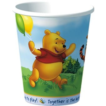 Winnie the Pooh 'Pooh's Fun Celebration' Paper Cups (8ct)