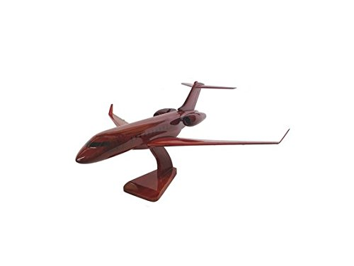 bombardier-bd-100-challenger-300-esecutivo-in-legno-modello-desktop-mogano