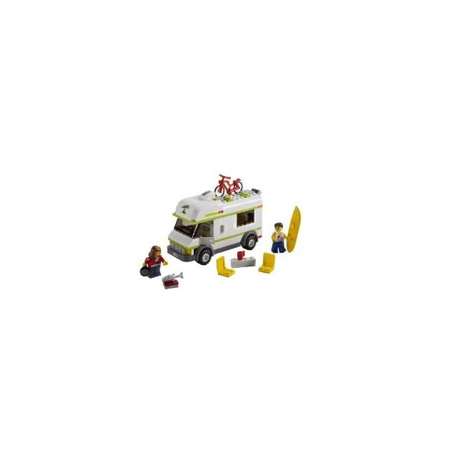 LEGO City Camper (7639) 165 Pieces Toys & Games
