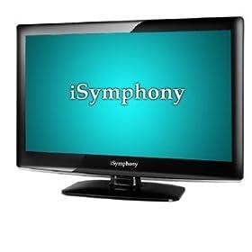 "iSymphony LC22iH90 22"" LCD HDTV"
