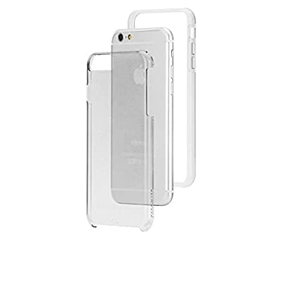 Case-Mate iPhone 6 Plus Tough Naked - Clear w/ Clear Bumper by Case-Mate
