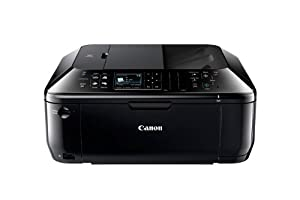 Canon PIXMA MX512 Wireless Color Photo Printer with Scanner, Copier and Fax