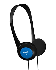 Maxell Kids Safe Headphone with volume level protection - Black (190338)