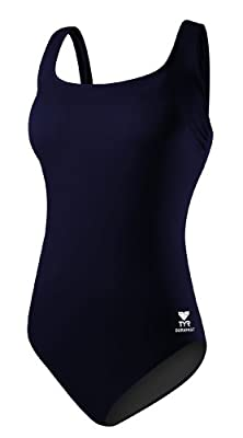 TYR Women's Solids Aqua Controlfit