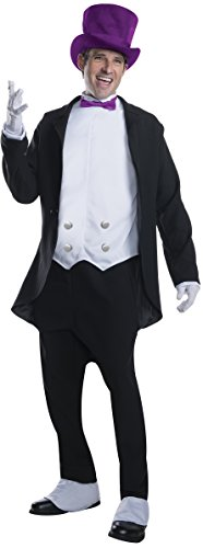Rubie's Costume Men's Batman Classic TV Series Deluxe Adult Penguin Costume