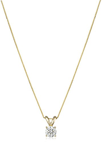 IGI-Certified-14k-Gold-Lab-Diamond-Pendant-Necklace-I-J-Color-SI1-SI2-Clarity-18