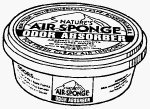 Environmental Air Sponge, 8-Ounce