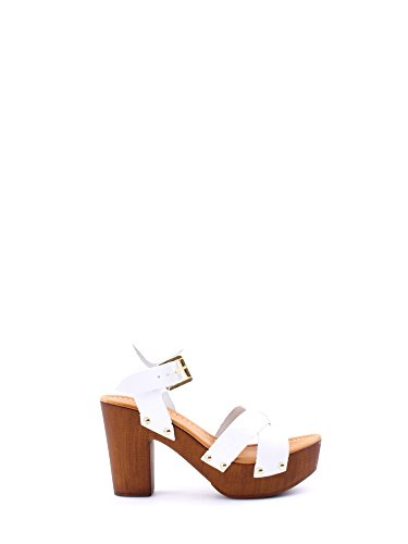 Byblos Blu 652611 Sandali Donna Pelle Bianco Bianco 35
