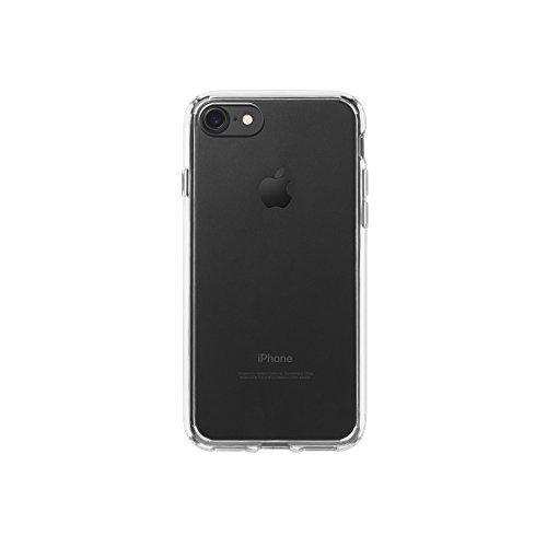 AmazonBasics - Carcasa transparente para iPhone 7