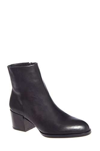 Joey Mid Heel Ankle Rise Bootie
