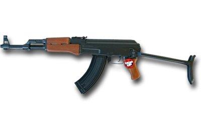 東京マルイ AK47S [フォールディンストック]マスターフルセット(B)
