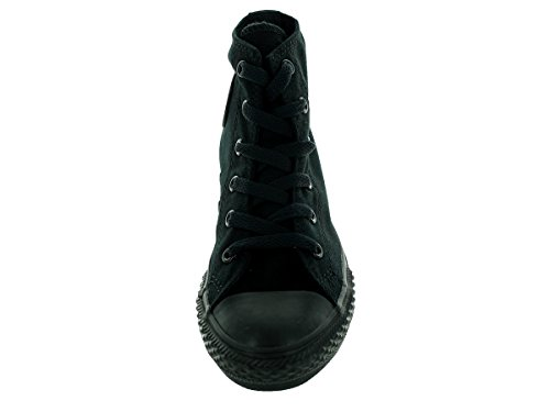 Converse Kids Chuck Taylor All Star Sp Hi Youth Black Monoch Basketball Shoe 2 Kids US