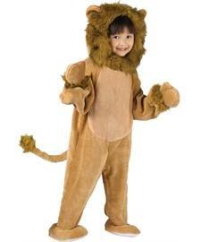 Imagen de Cuddly Lion Costume Toddler Tamaño 3T-4T