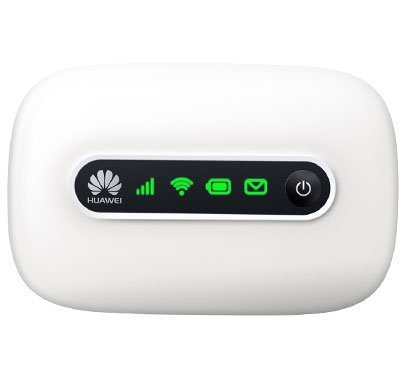 Huawei E5331 モバイル WIFI ルーター下り最大21Mbps Mobile WiFi (SIM フリー 版)
