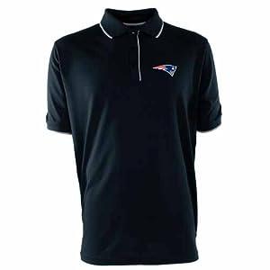 New England Patriots Elite Polo Shirt by Antigua