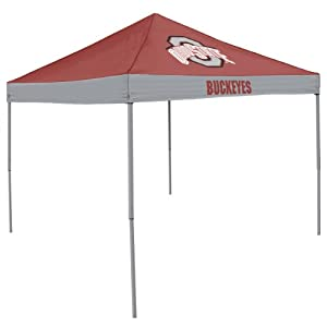NCAA Ohio State Buckeyes Economy Tailgate Tent by Logo
