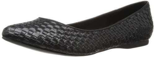 Blowfish Malibu Womens Dame Ballet Flats WX-010 Black 3 UK, 36 EU
