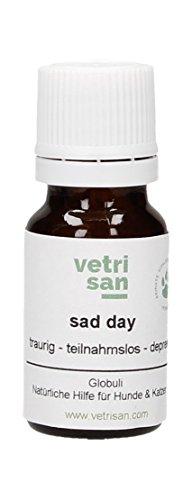 Artikelbild: VETRISAN Globuli 'sad day' - 1er Pack (10 g)