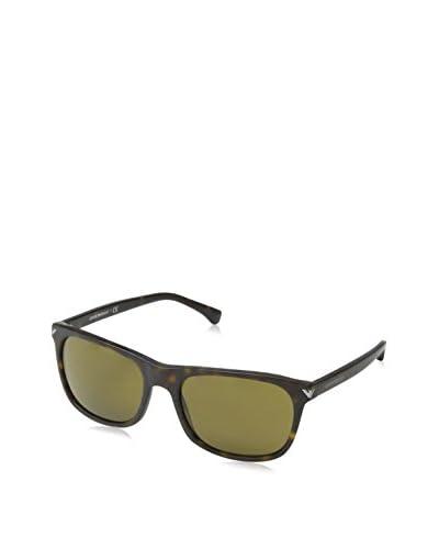 Emporio Armani Gafas de Sol 4056 508973 (57 mm) Havana