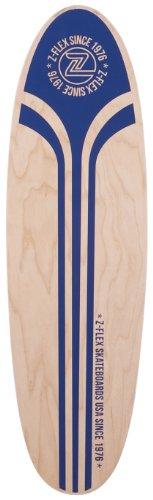 Z-Flex Chipper Hudson Skateboard (Blue)