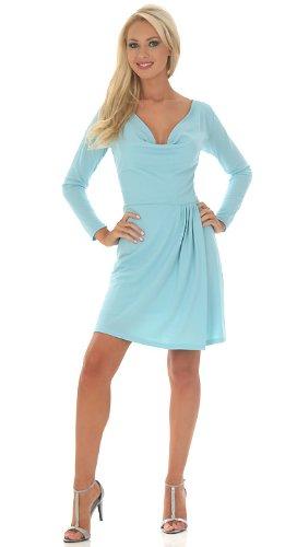 Dresses.com - Cocktail Dress - High Concept, Medium, Aqua