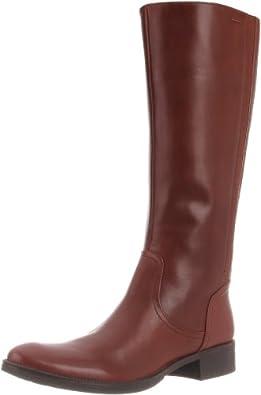 Geox D MENDI STIV A D2490A00043C6004, Damen Klassische Stiefel, Braun (CHESTNUT C6004), EU 39