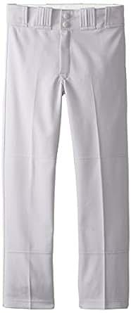 Easton Boys' Youth Rival Baseball Pants (Grey, Youth Small)