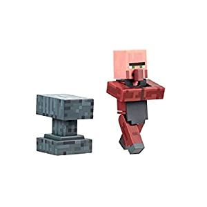 Villager Blacksmith Minecraft Series 2 LOOSE Action Figure