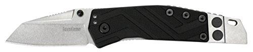 Kershaw 1945 Barge Knife, Black