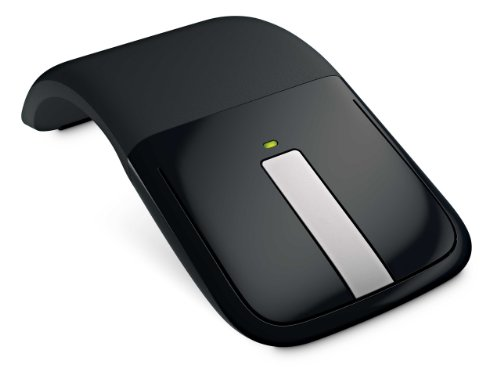 Microsoft Arc Touch Mouse - Black