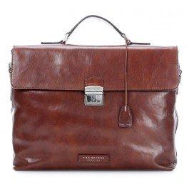 'The Bridge Marco Polo Viaggio 15Briefcase with laptop compartment 0612250190