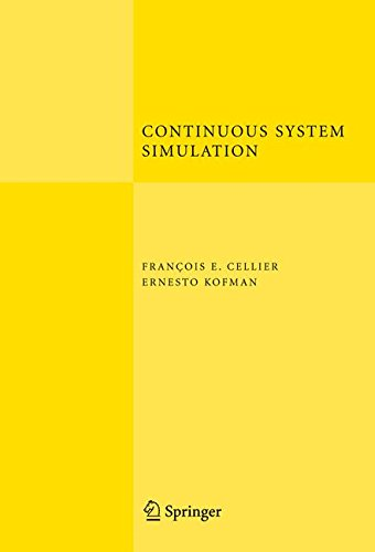 Continuous System Simulation