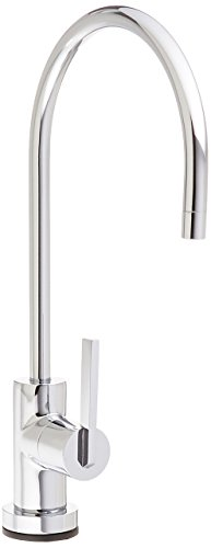 Kingston Brass Gourmetier KS8191CTL Continental Single Handle Water Filtration Faucet, Polished Chrome (Water Dispenser Faucet Chrome compare prices)