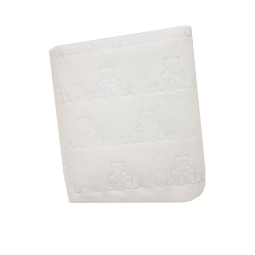 American Baby Company White Waterproof Flat Multi Use Protective Pad