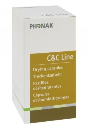 Phonak Hearing Aid Drying Capsules (Phonak Dryer compare prices)