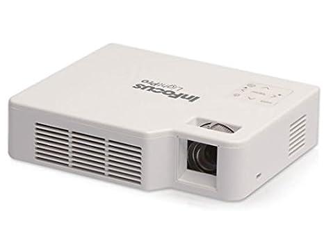 InFocus IN1142 Vidéoprojecteur DLP 1280 x 800 HDMI Blanc