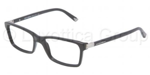 Dolce & Gabbana DG 3111 Eyeglasses Black 54mm