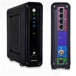 Motorola, Surfboard Docsis 3.0 Wireless