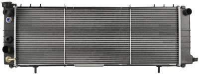 Prime Choice Auto Parts RK485 Aluminum Radiator (Auto Parts For 98 Jeep Cherokee compare prices)