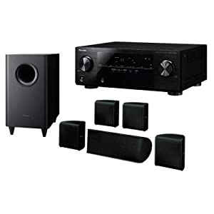 Pioneer 5.1 Home Theater w/ Belkin Bluetooth Receiver