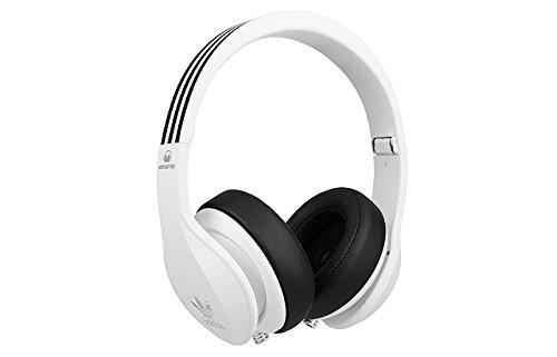 Monster Adidas Originals Over Ear Headphones-White (128555)