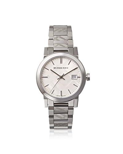 Burberry Women's BU9144 Silver Stainless Steel Watch