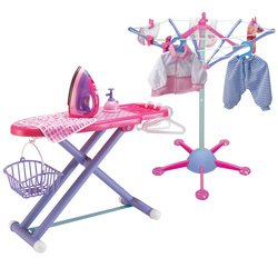 Ironing Board Set with Drying Rack