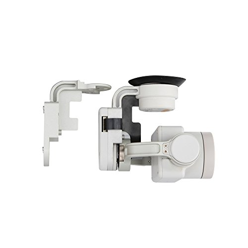 RCG TianCheng Phantom 4 Gimbal Yaw Arm Upper Bracket in CNC Aluminum for DJI Phantom 4 PTZ camera gimbal (Phantom Replacement Motor compare prices)