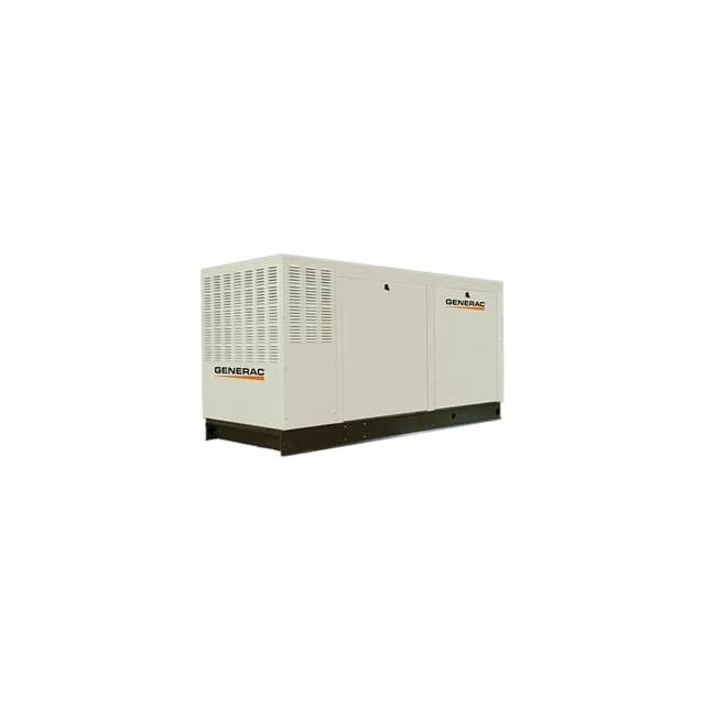Generac Commercial Series 150kW Standby Generator (120/240V 3 Phase   LP) SCAQMD Compliant   QT15068JVAC