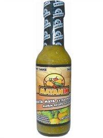 Mayanik Mayan Recipe Xxx Habanero Pepper Hot Sauce from Mayanik
